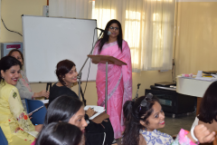 9th July, 2018 Faculty Workshops- Day 1