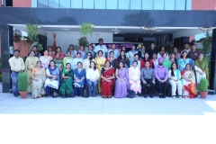 Capacity Building Workshop by CBSE on Adolescence Education