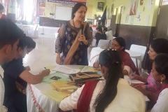 Capacity Building workshop by Principal