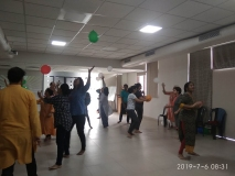 Dance Movement Therapy Workshop 1