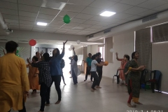 Dance Movement Therapy Workshop