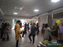 Dance Movement Therapy Workshop 3