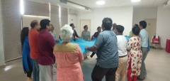 Dance Movement Therapy Workshop 5