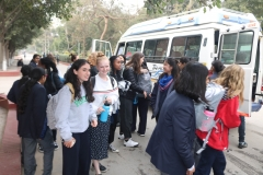 Exchange program with Miss Porter School, USA