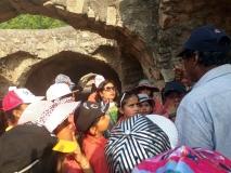 Excursion to Hyderabad