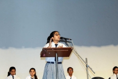 Inter House Poem Recitation