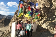 Ladakh Service Project and Trekking Expedition