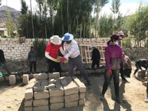 Ladakh Service Project  4