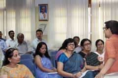 Mr Deepak Ramola - Teacher's Workshop