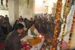 Saraswati Pooja 2018